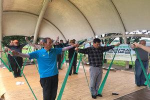 어르신 체육활동 지원사업